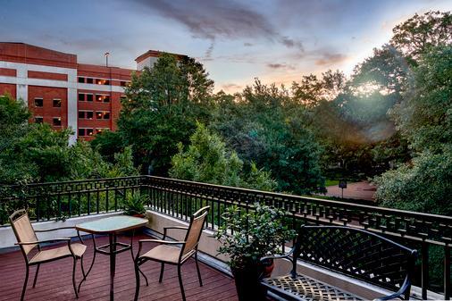 Planters Inn On Reynolds Square - Savannah - Balcony