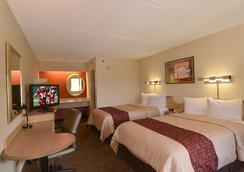 Red Roof Inn Baton Rouge - Baton Rouge - Bedroom