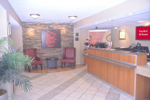 Red Roof Inn Baton Rouge - Baton Rouge - Lobby