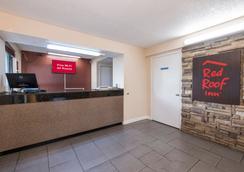 Red Roof Inn Mobile - Midtown - Mobile - Lobby