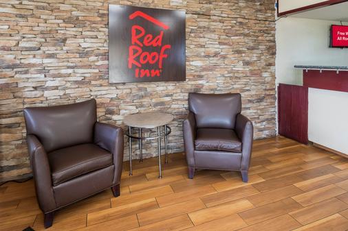 Red Roof Inn Jackson Downtown - Fairgrounds - Jackson - Lobby