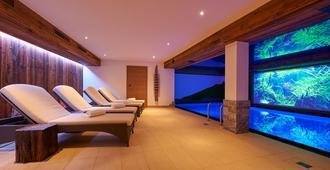 Boutique Hotel Herzhof - Riezlern - Pool