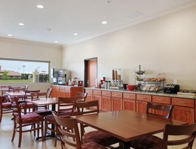 Ramada College Station - College Station - Restaurant