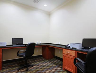 Ramada College Station - College Station - Business centre