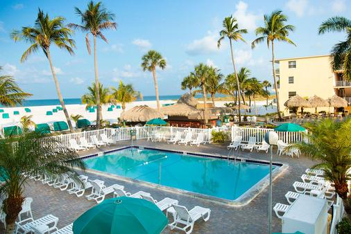 Outrigger Beach Resort - Fort Myers Beach - Pool