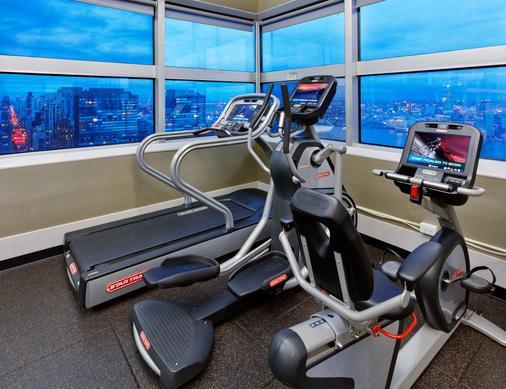 Millennium Hilton New York One UN Plaza - New York - Gym