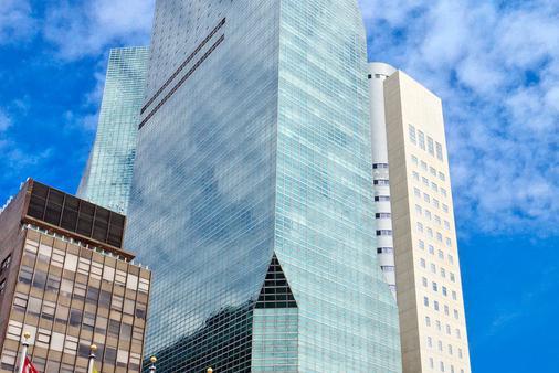 Millennium Hilton New York One UN Plaza - New York - Building