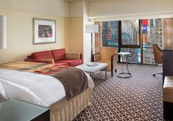 New York Marriott Marquis - New York - Bedroom