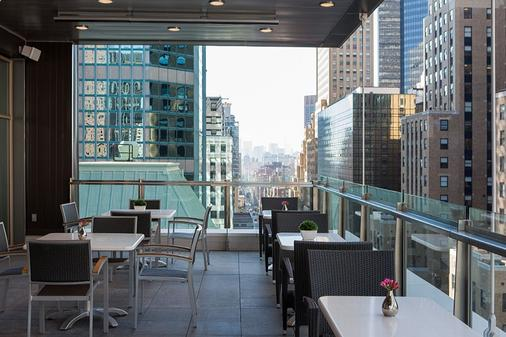 Hotel Boutique at Grand Central - New York - Balcony