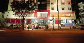 Hotel Grand Sandarshini Inn - Hyderabad - Building