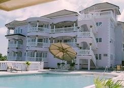 Ocean View Villa - Montego Bay - Pool