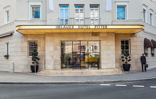 Imlauer Hotel Pitter Salzburg - Salzburg - Hotel entrance