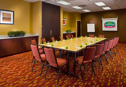 Courtyard by Marriott New Orleans Downtown Near the French Quarter - New Orleans - Meeting room