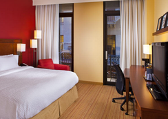 Courtyard by Marriott New Orleans Downtown Near the French Quarter - New Orleans - Bedroom