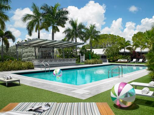 The Vagabond Hotel - Miami - Pool