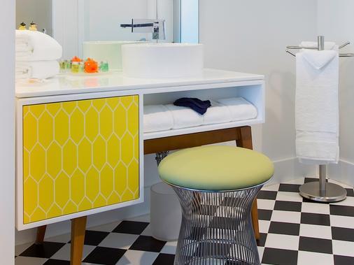 The Vagabond Hotel - Miami - Bathroom