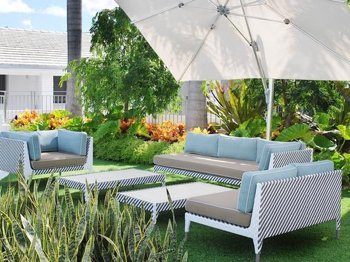 The Vagabond Hotel - Miami - Outdoor view