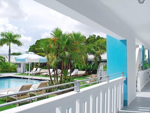 The Vagabond Hotel - Miami - Balcony