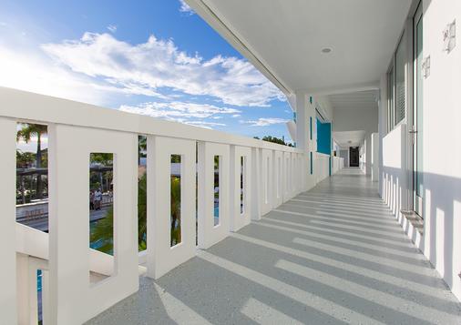 The Vagabond Hotel - Miami - Hallway