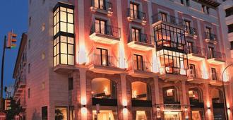 Hotel Continental - Palma de Mallorca - Building