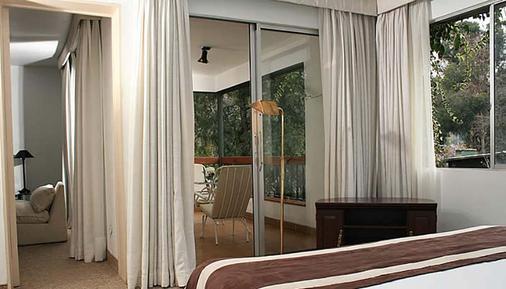 Hotel Acacias de Vitacura - Santiago - Balcony