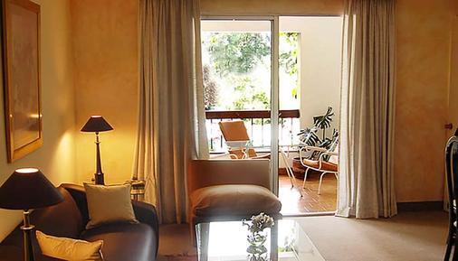 Hotel Acacias de Vitacura - Santiago - Living room