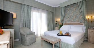 Hotel Praga - Madrid - Bedroom