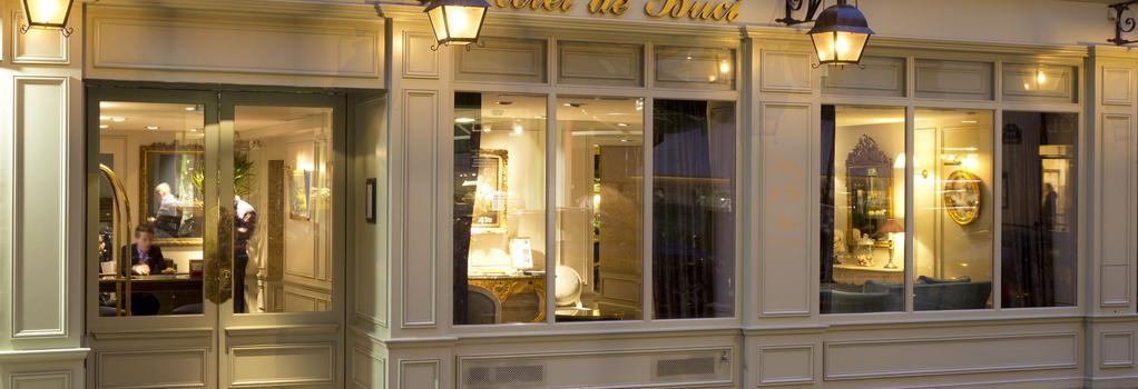 Hotel De Buci - Paris - Outdoor view