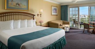 La Mer Beachfront Inn - Cape May - Bedroom