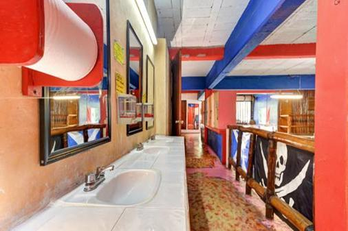 Hostel Playa by the Spot - Playa del Carmen - Bathroom
