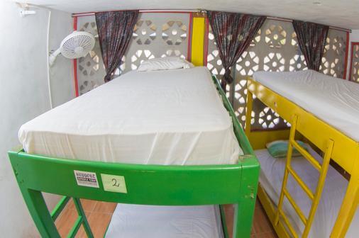 Hostel Playa by the Spot - Playa del Carmen - Bedroom