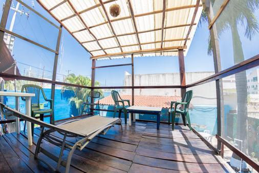 Hostel Playa by the Spot - Playa del Carmen - Balcony