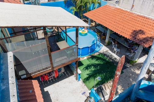 Hostel Playa by the Spot - Playa del Carmen - Outdoor view