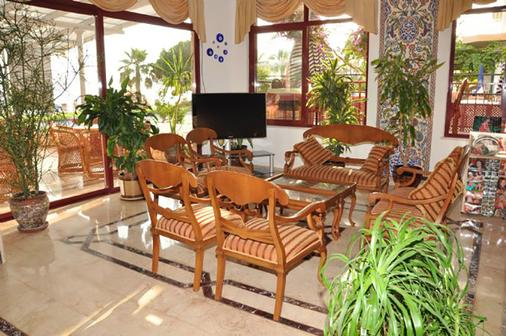 Kleopatra Celine Hotel - Alanya - Lobby