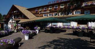 Hotel Relais Grünwald - Cavalese - Building