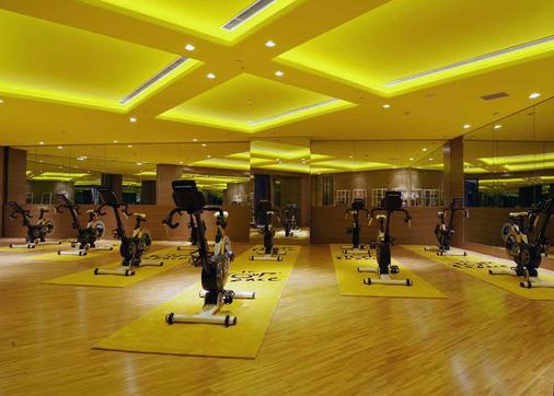 Onehome Art Hotel Shanghai - Shanghai - Gym