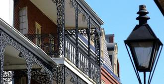 Hotel St. Marie - New Orleans - Building