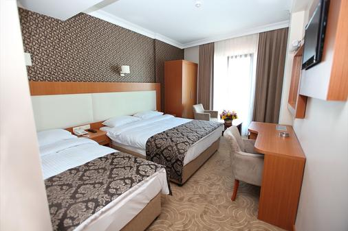 Grand Avcilar Airport Hotel - Istanbul - Bedroom