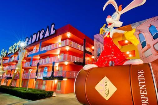 Disney's Pop Century Resort - Lake Buena Vista - Building