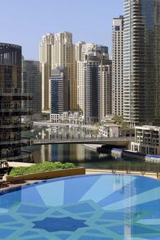 Address Dubai Marina - Dubai - Pool