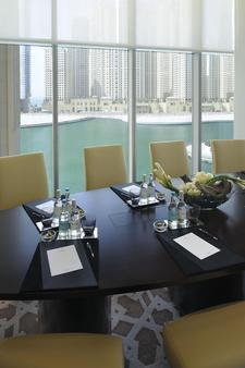 Address Dubai Marina - Dubai - Meeting room
