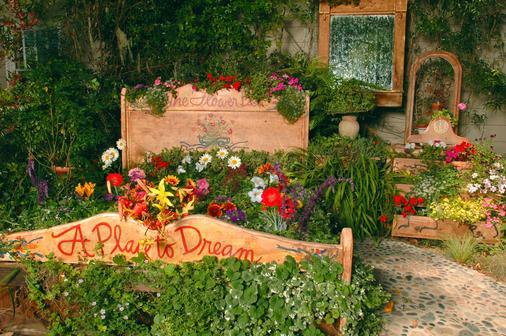 Cambria Pines Lodge - Cambria - Patio