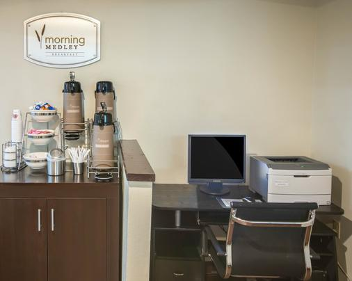 Clarion Inn And Suites Dfw North - Irving - Business centre
