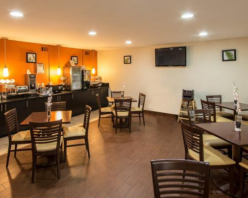 Clarion Inn And Suites Dfw North - Irving - Restaurant