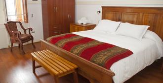 Casaltura The Boutique Hostel - Santiago - Bedroom