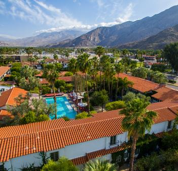 Colony Palms Hotel - Palm Springs - Outdoor view