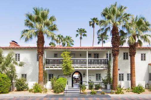 Colony Palms Hotel - Palm Springs - Building