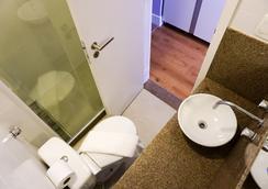 Vertical Hostel - Rio de Janeiro - Bathroom