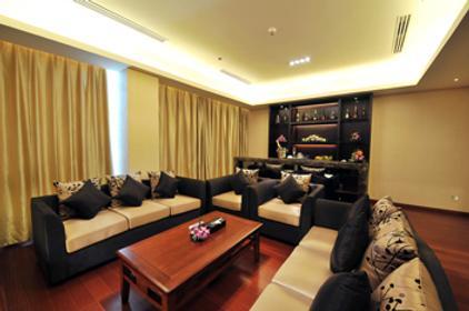 Dara Airport Hotel - Phnom Penh - Living room