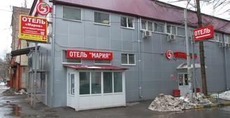 Hotel Mariya - Moscow - Building